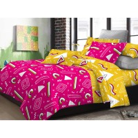 Adela Sprei Calculus - Comfort Collection - Sprei Set