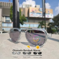 kacamata safety APD anti virus BL AVIATOR lensa photocromic evo5012