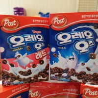 post Cereal Oreo O's Korea