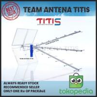 Antena Titis TT100 Digital (Antena TV Super Peka dan Tahan Lama)