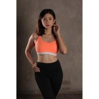 Baju Olahraga LAri Sport Bra Yoga Senam Wanita Forever 21 Bra 06FSB020