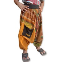 Wadimor Sarung Pants Celana untuk Anak Model Balon / Aladin