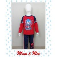 Piyama / Baju Tidur Anak Laki Sonic The Hedgehog 2-6