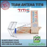 Antena Titis TT1000 Digital (Antena TV Super Peka dan Tahan Lama)