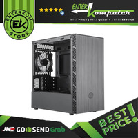 Cooler Master MasterBox MB400L without ODD / Casing PC