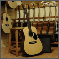 TERMURAH Gitar Akustik Samick Greg Bennet Original NOT elektrik