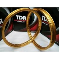 - Velg Tdr Racing 140 Ring 17 1pcs