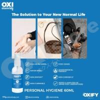 Oxify Personal Hygiene Desinfektan Spray Food Grade Japan 60ml