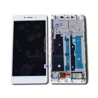 LCD TOUCHSCREEN OPPO R7S ORIGINAL COMPLETE - Putih