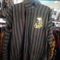 Baju/kemeja Surjan Setelan dewasa/lurik /Batik jawa /pakaian adat jawa