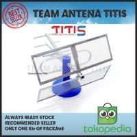 Antena TV Digital Titis TT10 Indoor