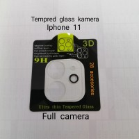 Anti gores camera iphone 11 full protektor tempred glass kamera