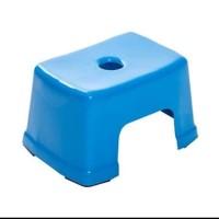 Kursi / Bangku Plastik Jongkok Anak SIP 188 Shinpo Segi Solido