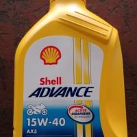 Oli shell Ax5 0.8