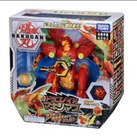 Bakugan BEX-001 Big Dragonoid Maximus Action Figure