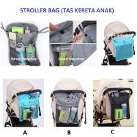 Tas|Kantong|Kereta|Baby|Stroller|Stoller|Bag|Kado|Bayi|Batita|Anak