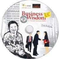 CD Tanadi Santoso Audiobook Business Wisdom