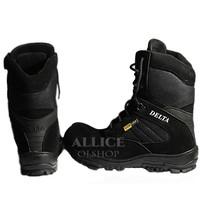 Sepatu Boots Militery Delta Cordura Army USA Tactical Safety 8 Inchi