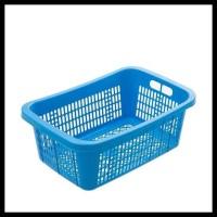 Keranjang Baju Kotor Gosokan Setrika Shinpo Laundry 427L Murah Bagus