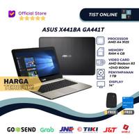 Asus X441BA GA441T   A4 9125 4GB 1TB 14 W10