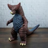 Mainan Monster Ultraman Gomora Coklat Action Figure Kaiju Godzilla