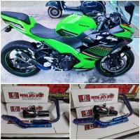 knalpot austin racing for ninja fi /cbr250rr/R25 ( pnp )
