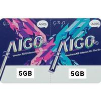 Voucher Axis Aigo 5GB