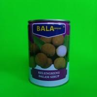 Bala Longan ( buah kaleng )