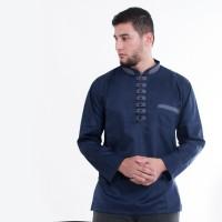 Pakaian Muslim Baju Koko Lengan Panjang Akhtar M.Y.A