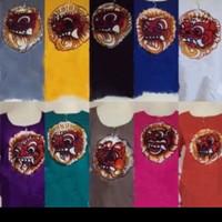 Baju Barong Size Jumbo