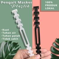 Grosir pengait masker extender KIN plastik anti telinga sakit.