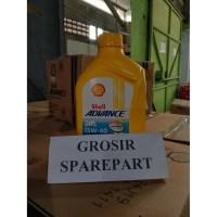 Oli Shell Helix AX5 800 ml Original Harga Grosir Termurah