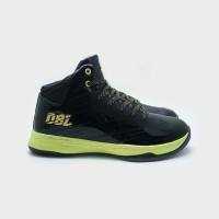 Sepatu Basket DBL - AZA Fundamental II - Yellow