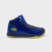 Sepatu Basket DBL Ardiles AZA Fundamental - Blue/Yellow