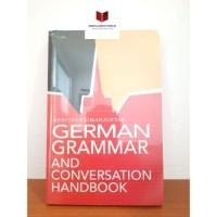 Buku Bahasa Jerman - German Grammar & Conversation Handbook