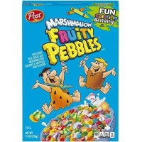 Post Cereal Fruity Pebbles with Marshmallow
