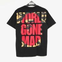 Bape 1st Camo WGM Ape Head Overlap T-shirt 100% Original - M