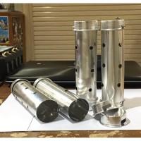 Cetakan Lontong Stainless Steel Ukuran 15cm Murah