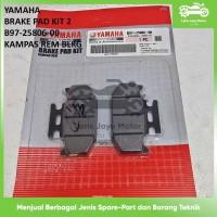 KAMPAS REM BELAKANG B97-25806-00 YAMAHA R15 V3 LED