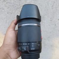 Lensa Tamron 18-200mm Vc For Canon Bukan Canon 18-135 18-200 10-18 135