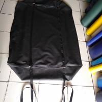 tas bagasi atas mobil bahan anti air