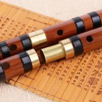 Suling Bambu China Dizi Flute (Cacat)
