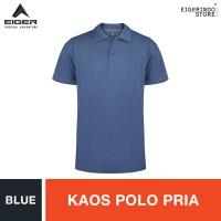 Eiger Polo Trailhawk Shirt - Blue