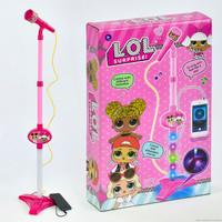 MICROPHONE LOL 8832   Mainan Mix Anak   Mic Nyanyi Anak
