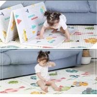 Karpet Foam Lipat PREMIUM / Alas Tikar Evamat Playmat Baby Playground