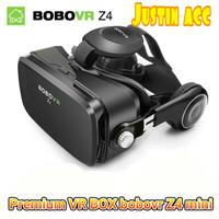 Premium VR BOX 3D bobovr z4 mini-kacamata 3D VR game-google cardboard