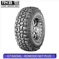 GT SAVERO KOMODO MT PLUS UKURAN 33x10.5 R15 BAN MOBIL OFFROAD 4WD