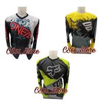 Baju Sepeda/Jersey sepeda ONEAL Lengan panjang