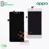 LCD TOUCHSCREEN FULLSET / LCD TS OPPO R1301 / A11W / JOY 3 / JOY3