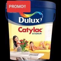 DULUX CATYLAC CAT TEMBOK INTERIOR - 1501 PUTIH 25KG